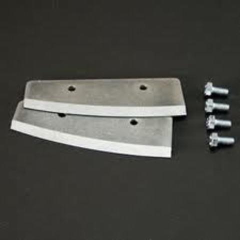 Ножи для шнека ручного ледобура Dual-Flat Blade Hand Auger 6