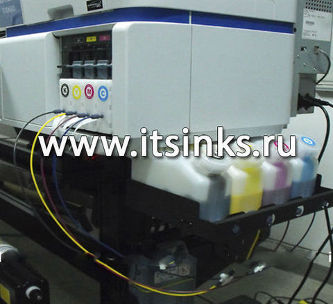 СНПЧ для Epson SureColor SC-30610/50610 (4 цвета)