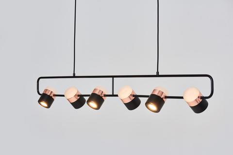 люстра Ling PL6 Copper