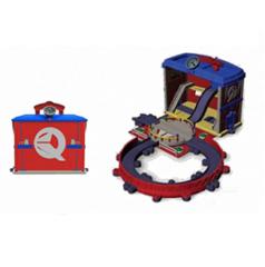 Chuggington Die-Cast Игровой набор «Главная станция» (LC54244)