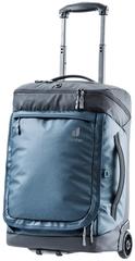 Сумка рюкзак на колесах Deuter Aviant Duffel Pro Movo 36 arctic-graphite