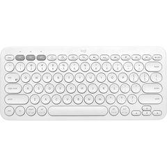 Klaviatura \ Клавиатура \ Keyboard  Logitech K380 Multi BT White