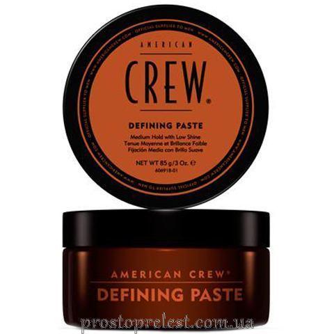 American Crew Classic Defining Paste - Моделююча паста