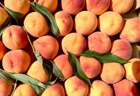 Персики Крымские, 1 кг