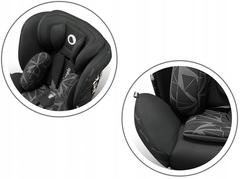Автокресло Lionelo LO-Bastiaan One Black Onyx