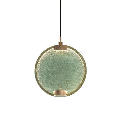 Подвесной светильник Horo by Masiero (зеленый)