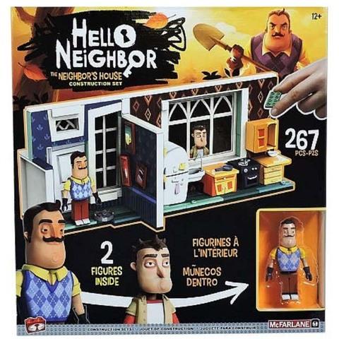 Привет, Сосед: Дом с двумя фигурками