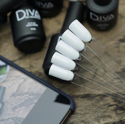 Гель-лак DIVA Ultra White 15мл