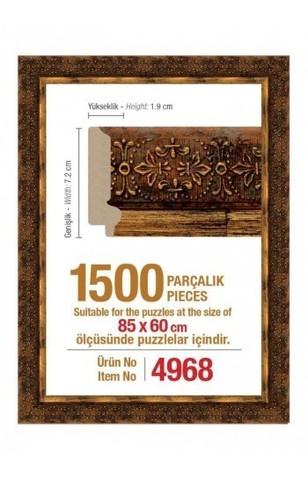 Pazl çərçivəsi (85 x 60 cm.) 4968