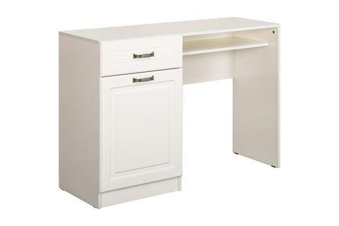 Стол туалетный Ливерпуль 12.46 Моби белый/ясень ваниль