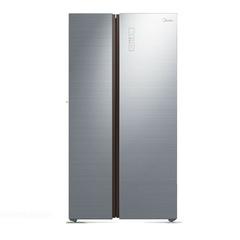 Холодильник-морозильник Side-by-Side отдельностоящий Midea MRS518WFNX фото