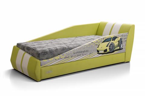 Кровать LAMBIC-GREEN