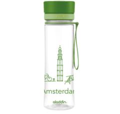 Фляга для воды Aladdin Aveo 0,6L Amsterdam Зеленая