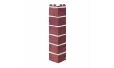 Угол наружный Vox Solid Brick Dorset кирпич терракотовый