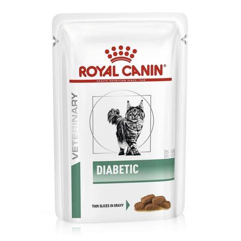 Royal Canin Diabetic пауч для кошек при сахарном диабете 85г