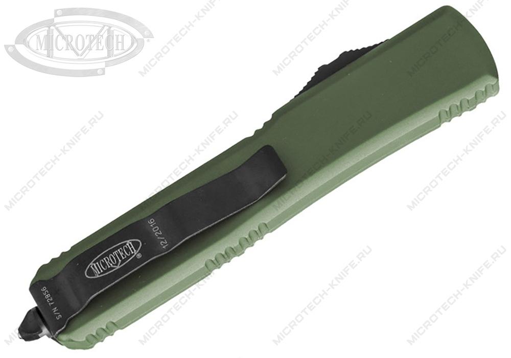 Нож Microtech Ultratech Satin 121-4OD - фотография