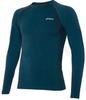 Беговая футболка ASICS M's  SEAMLESS  L/S  TOP с длинным рукавом синяя