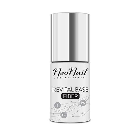 NeoNail Базовое покрытие Revital Base Fiber 7,2 мл 6818-7