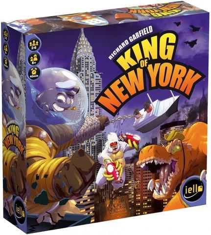 Повелитель Нью-Йорка (King of New-York)