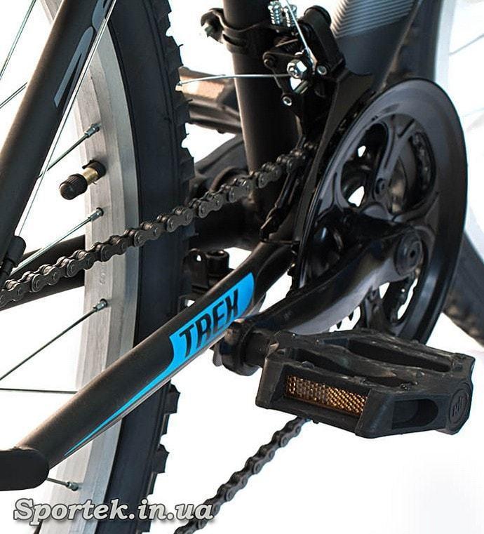 Передня зірка гірського універсального велосипеда Discovery Trek (Діскавері Трек)