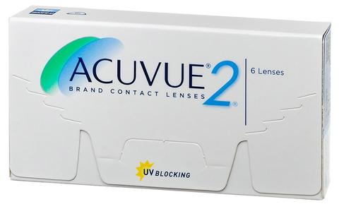 Acuvue 2 BC 8.3