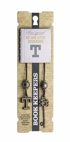 Bookmark Keepers Antiq  Letter T