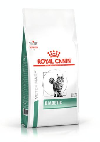 Royal Canin Diabetic сухой корм для кошек при сахарном диабете 1,5кг