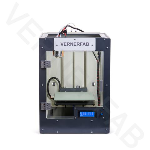 3D-принтер Vernerfab Cube 2+2 с дополнительными модулями