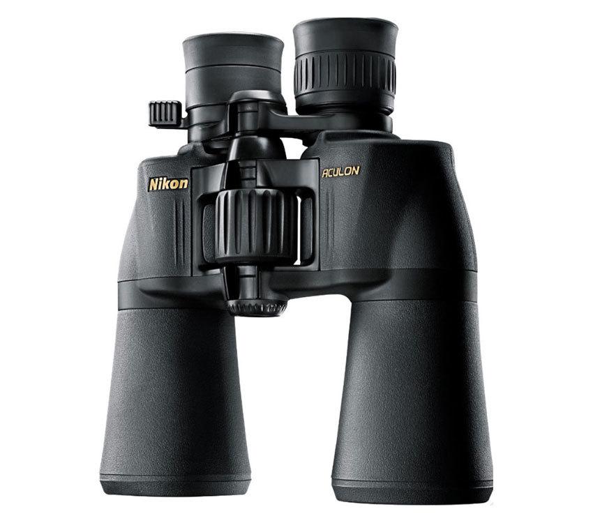 Бинокль Nikon Aculon A211 10-22x50 - фото 1