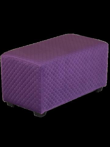 Пуфик Даймонд 72-36 (фиолетовый)