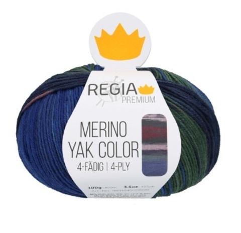 Regia Premium Merino Yak Color 8505 купить