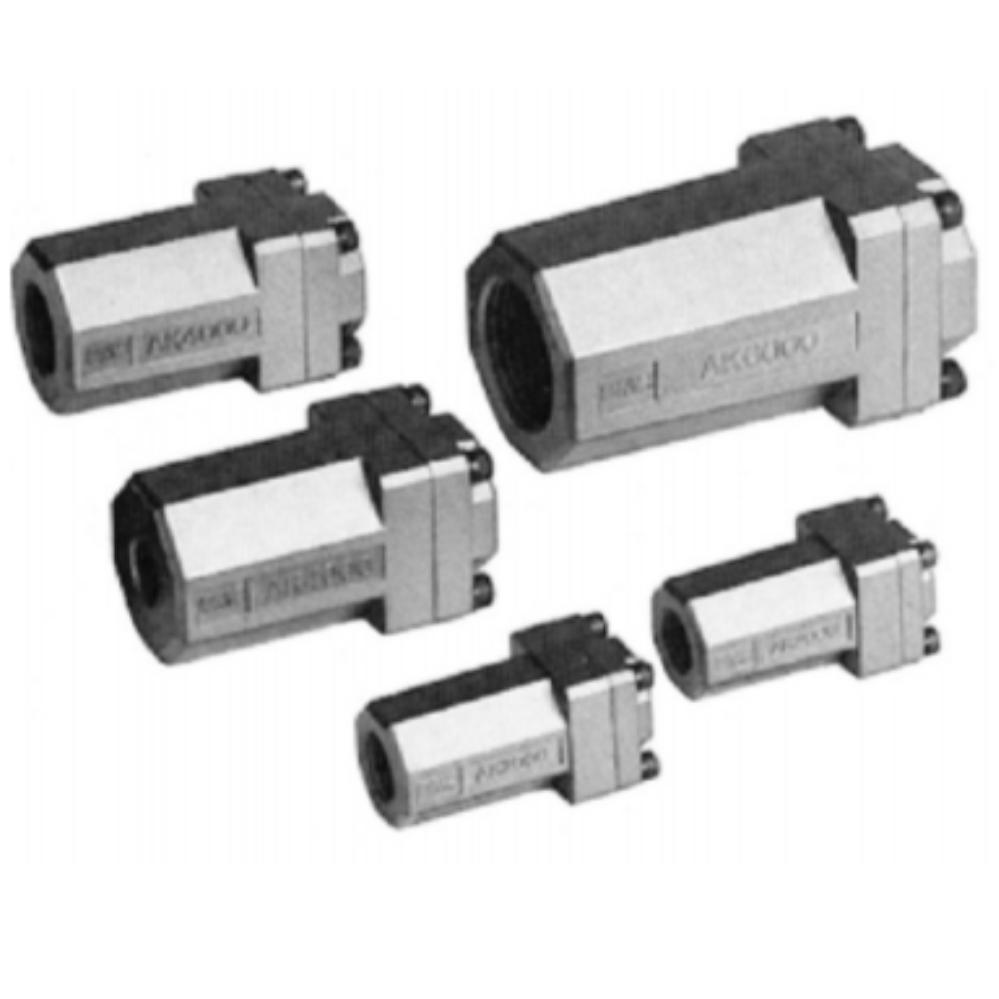 EAK6000-F10  Обратный клапан, G1