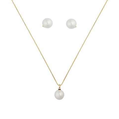 Комплект White Pearl S0884.1 BW/G