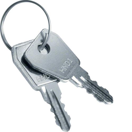 Ключ запасной для замка VZ302N, Volta