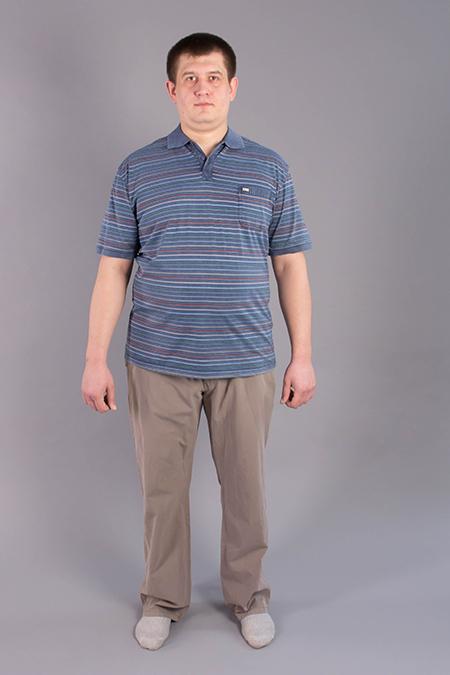 Лекала мужских брюк с поясом