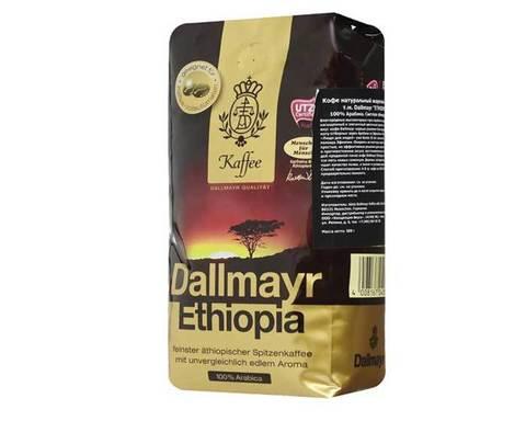 Кофе в зернах Dallmayr Ethiopia, 500 г