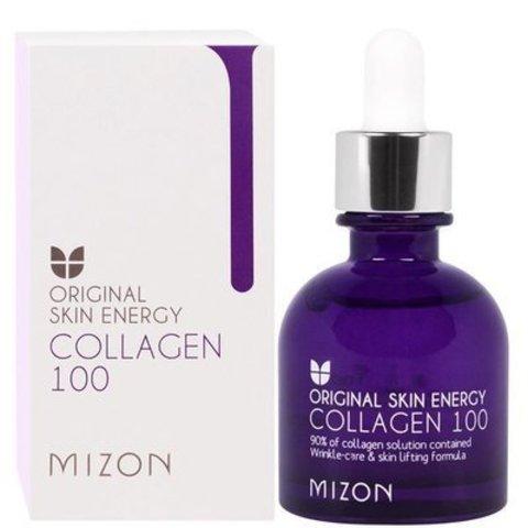 Mizon Original Skin Energy Collagen 100 высококонцентрированная коллагеновая сыворотка