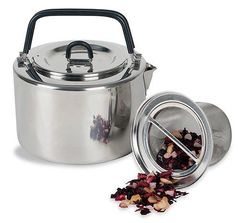 Чайник с встроенным ситечком Tatonka Tea Pot 1.0