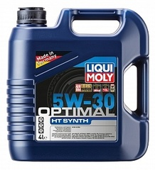 39001 LiquiMoly НС-синт. мот.масло Optimal HT Synth 5W-30 A3/B4 (4л)