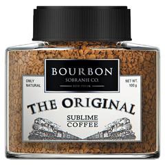 Кофе растворимый Bourbon the original 100 г (стекло)