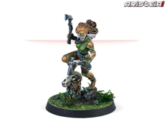 Aristeia! - Moonchild, Dogface Huntress