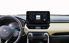 Магнитола Toyota RAV4 (2019+) Android 9.0 4/64GB IPS DSP 4G  модель  ZF-6028-DSP
