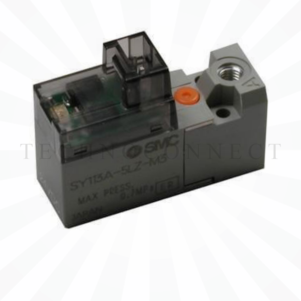 SY114-5GU   3/2-Пневмораспределитель, 24VDC