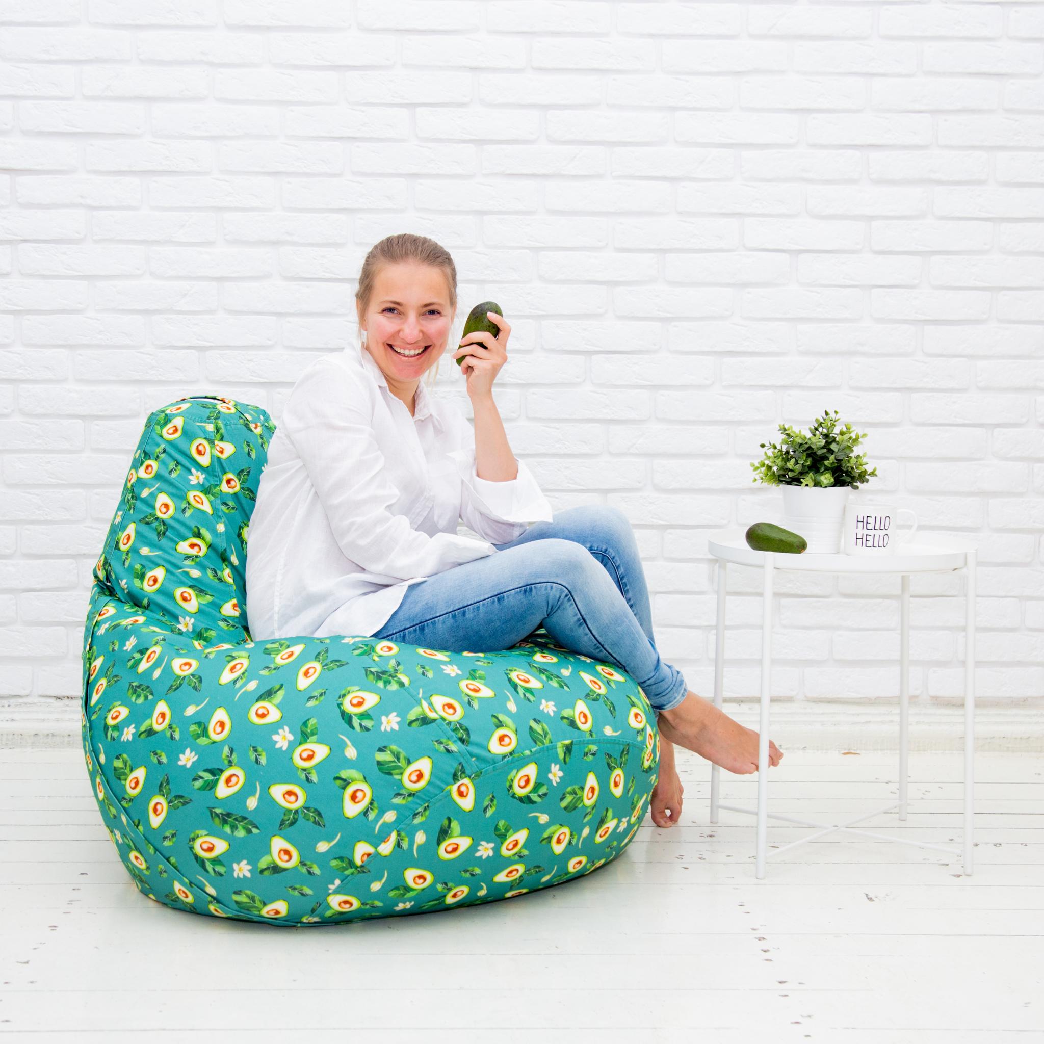 Груша М дизайнерская (авокадо)