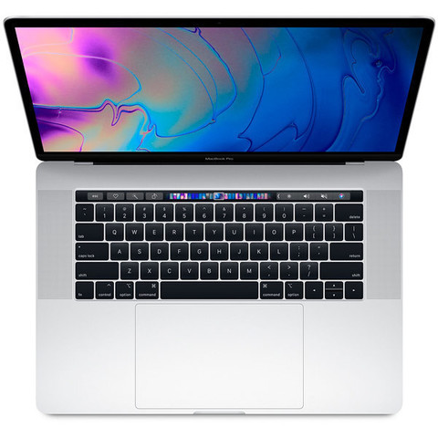 MacBook Pro 15 T.Bar i7 2,2/16/R555 4Gb/256SSD Sil