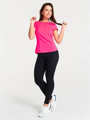 Футболка жен для йоги Fitness
