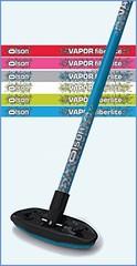"""Щетка для керлинга OLSON Vapor Colored  Carbon Fiber 1"""""""