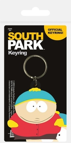 Брелок силиконовый South Park (Картман)