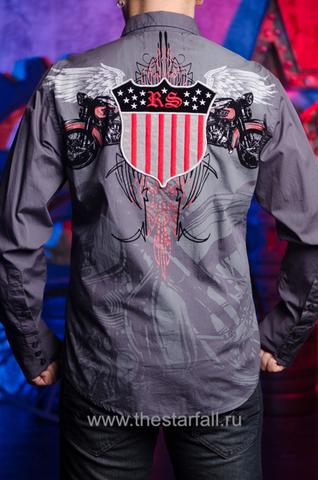 Мужская рубашка Rebel Spirit LSW121392