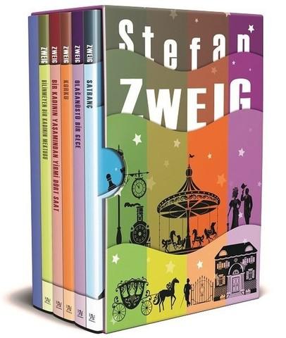 Stefan Zweig Seti-5 Kitap
